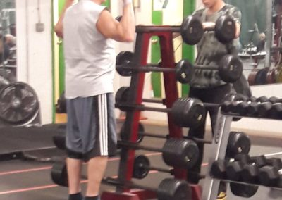 YMCA Weight Lifting 1