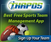 Sports Team Communication App for Athletes, Coaches, Parents