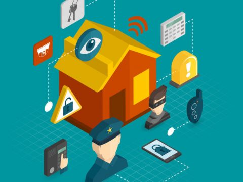 Machine learning: Key in securing IoT in smart homes