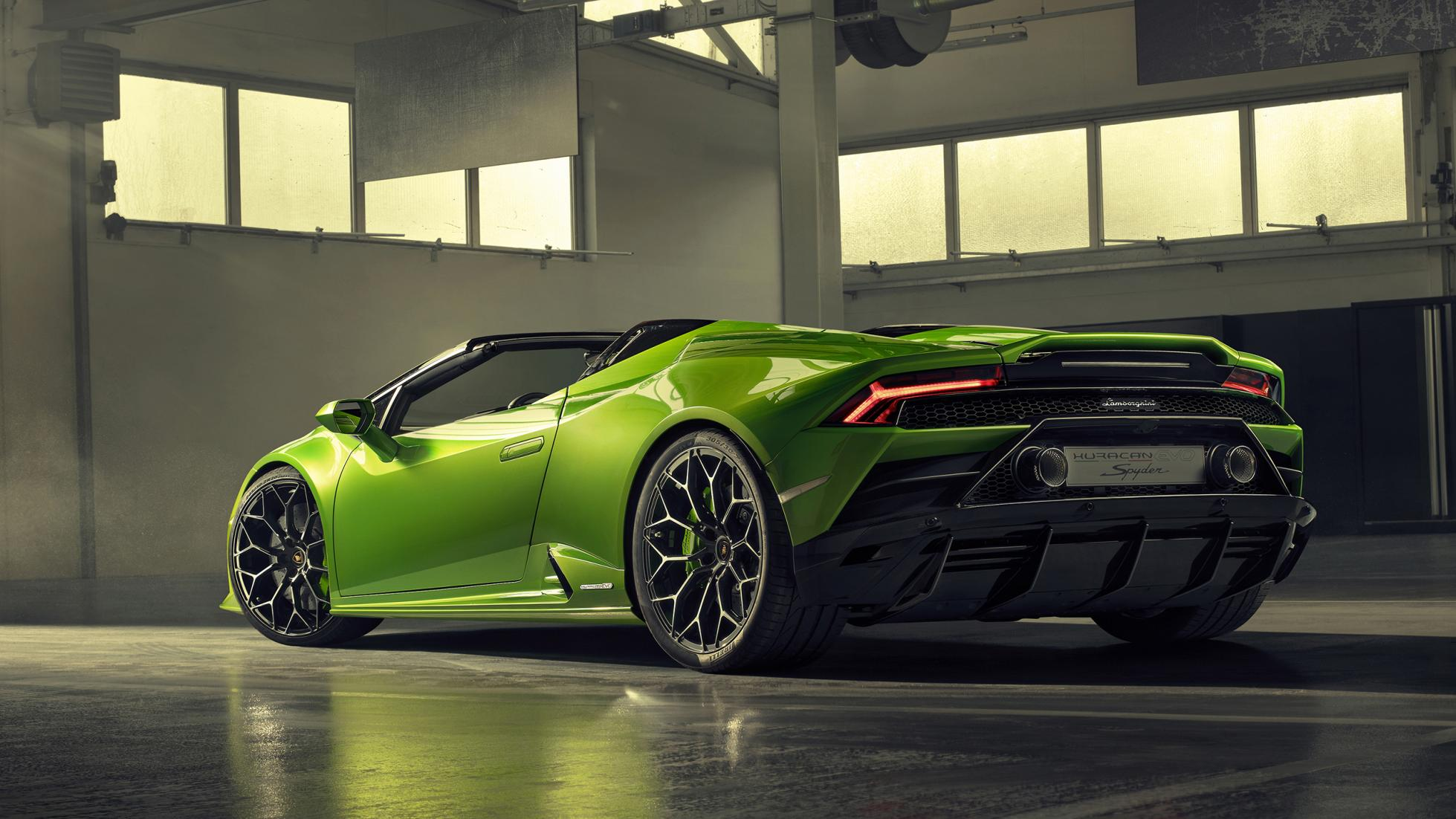 2019 Lamborghini Huracan Evo Spyder What Bedroom Posters Are Made