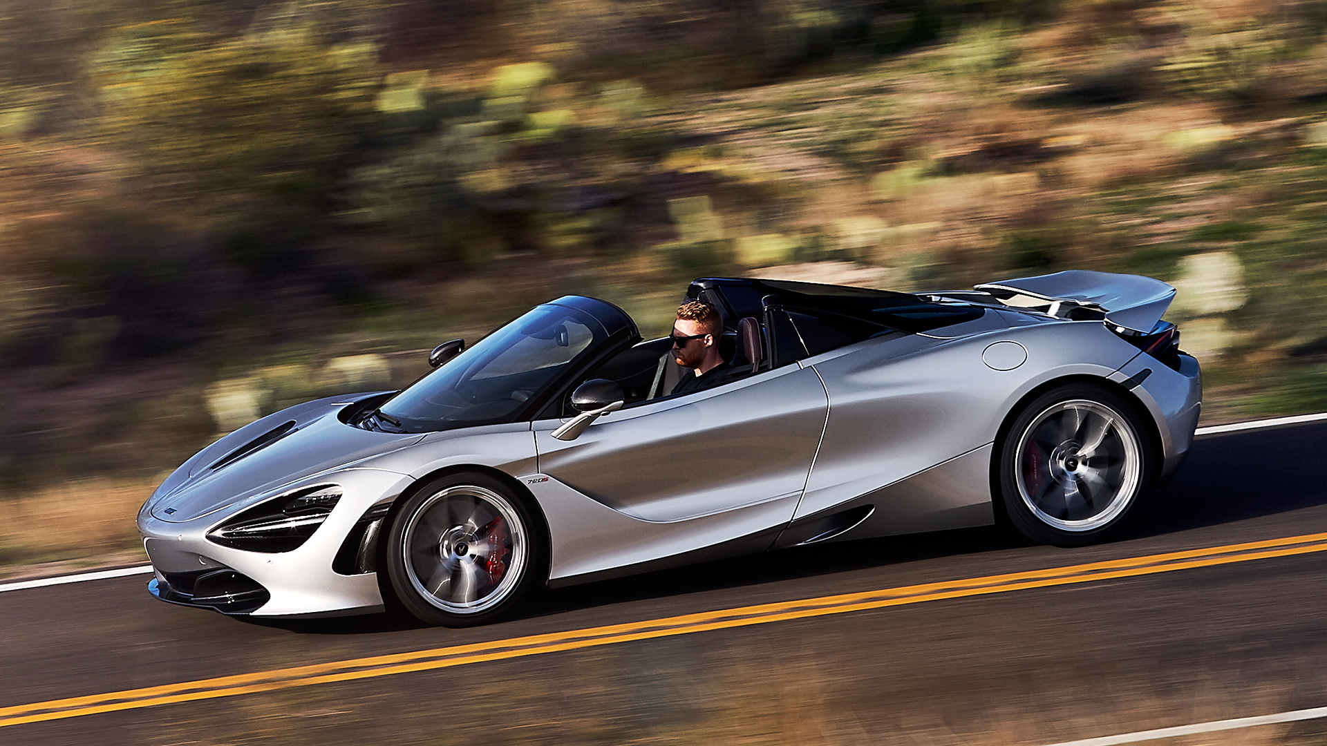 2019 McLaren 720S Spider First Drive Review: A Supercar