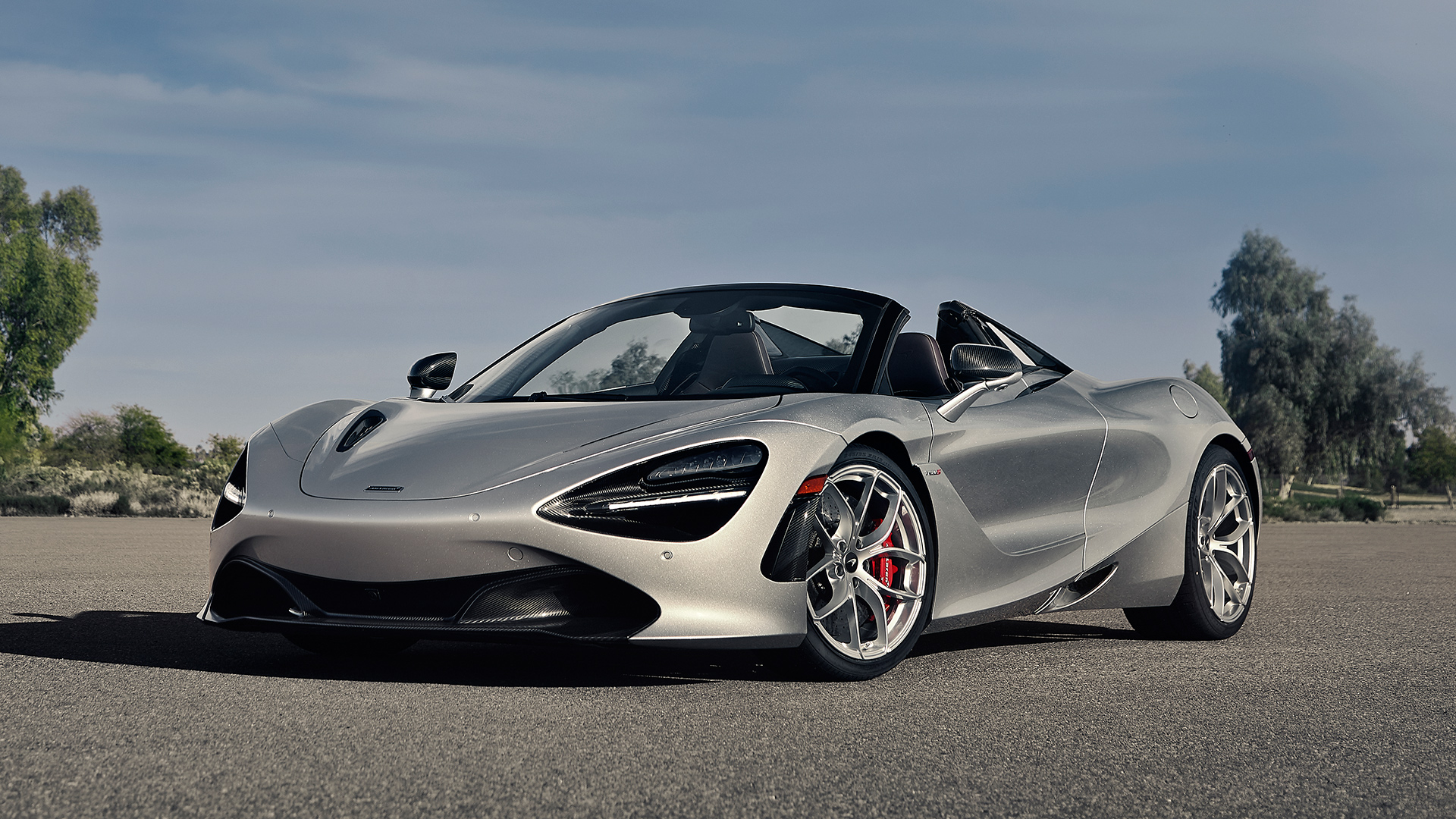 2019 Mclaren 720s Spider First Drive Review A Supercar
