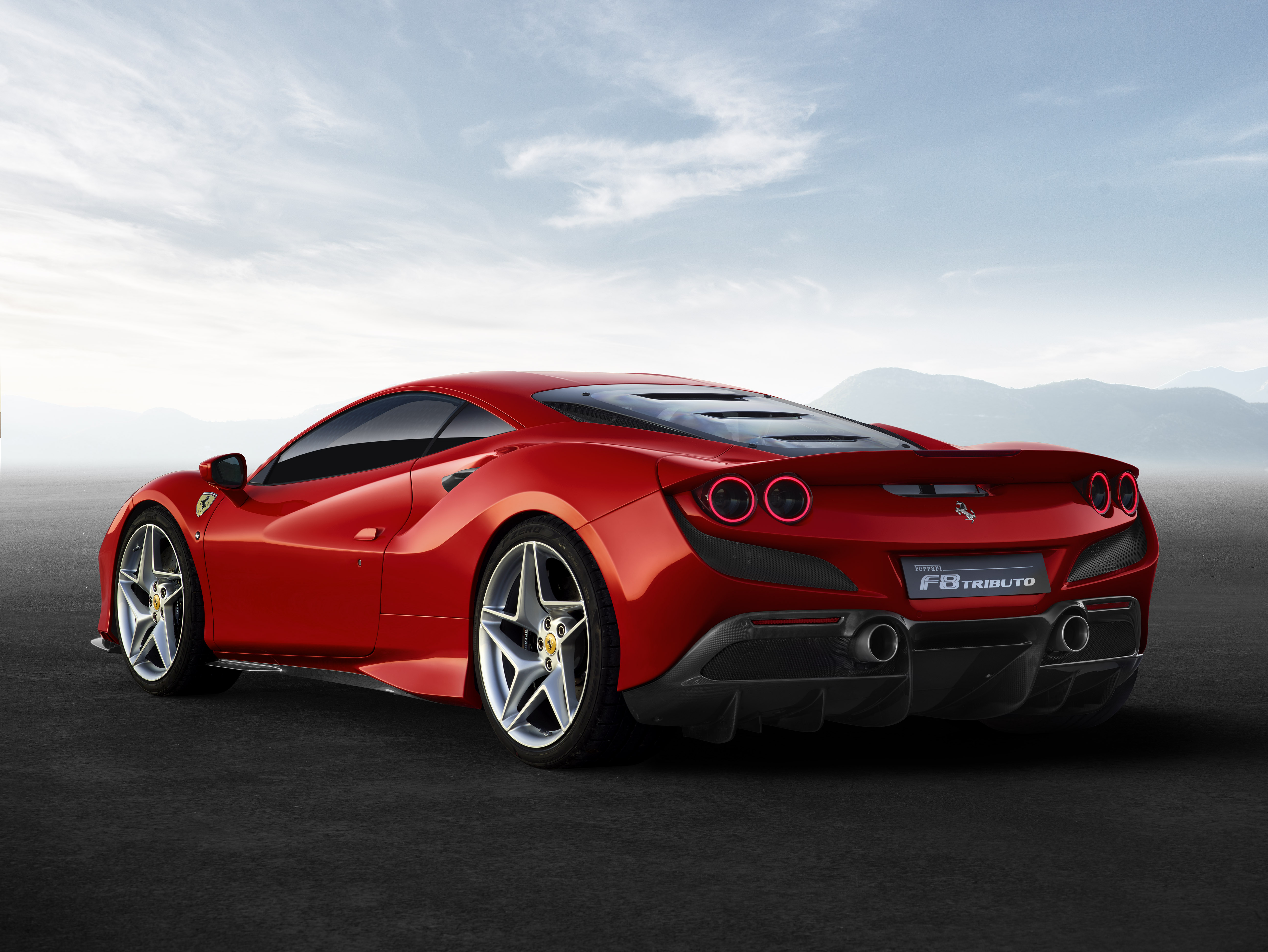 2020 Ferrari F8 Tributo: Maranello's New Mid-Engined