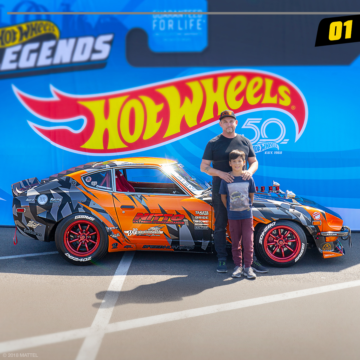 The Hot Wheels Legends Tour Is Headed To 18 Cities Across