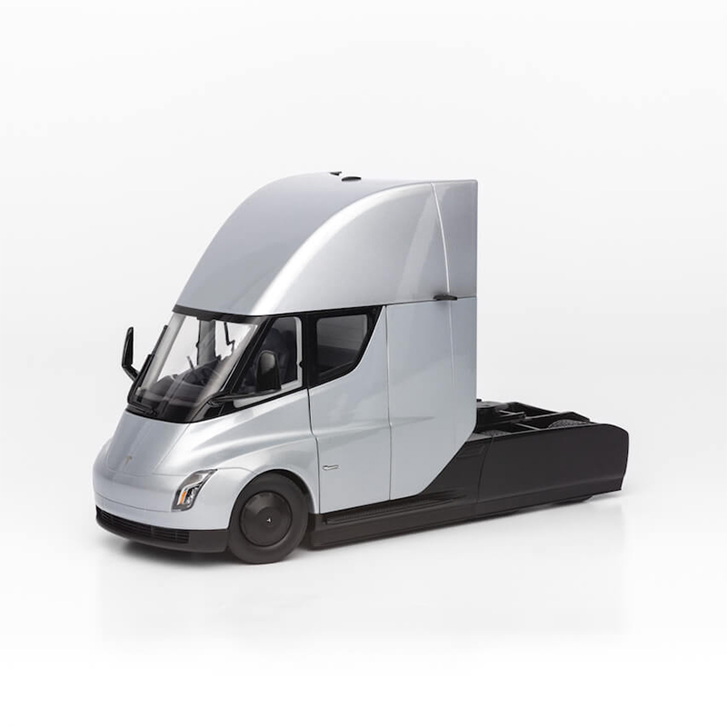 Tesla Semi Truck Diecast Model Will Make Your Trucking