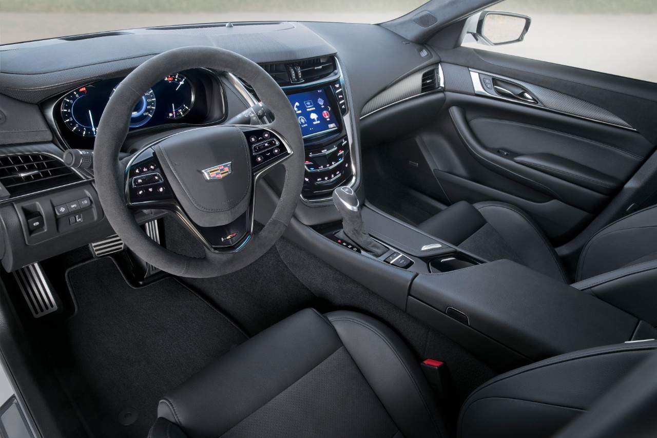 What Does Cts Stand For >> 2019 Cadillac Cts V Final Review One Last Drive With Feeling The