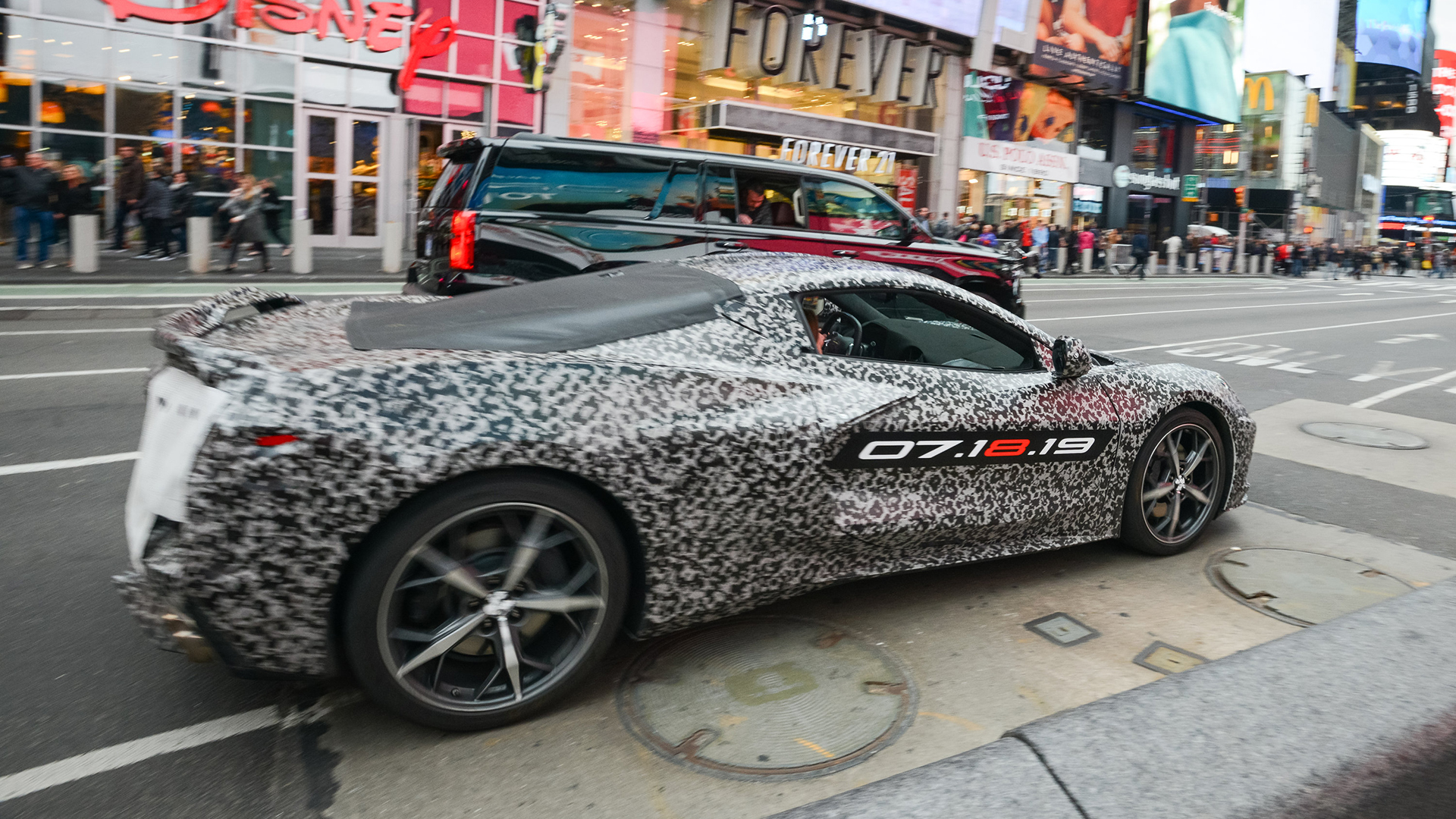 Mid Engined 2020 Chevrolet Corvette Officially Confirmed