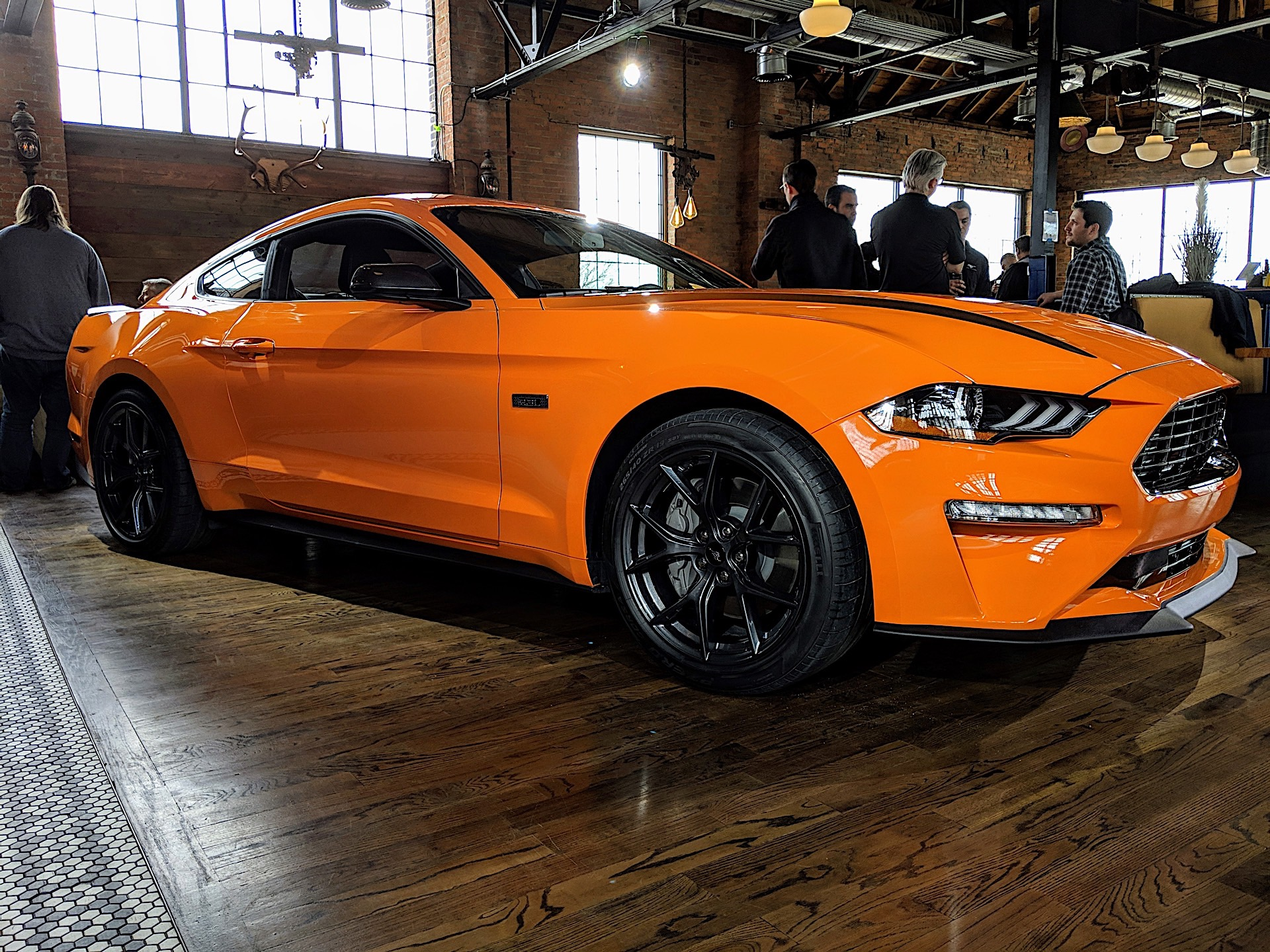 Ford Mustang EcoBoost High Performance Package is your rear-drive Focus RS