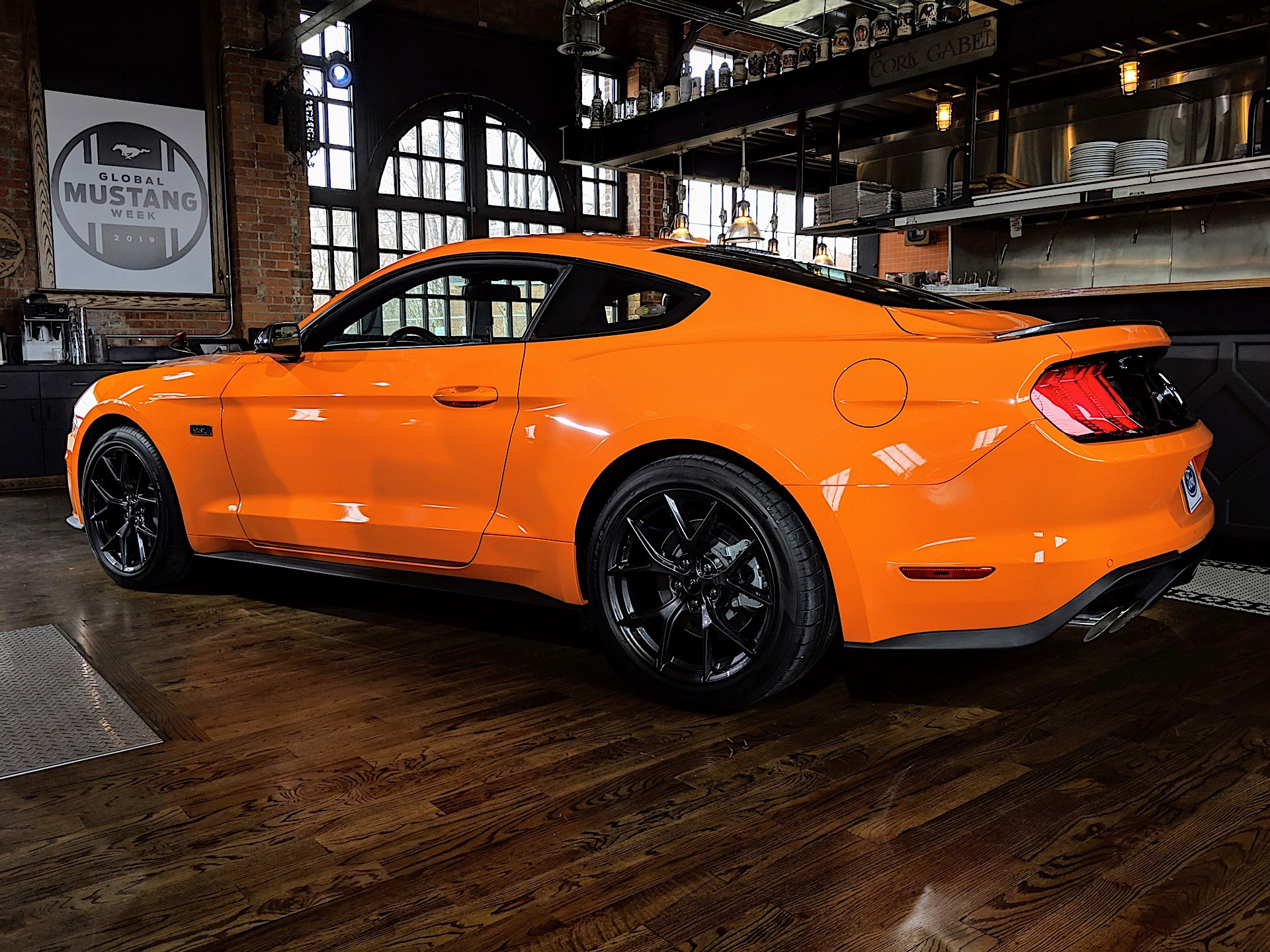 2020 ford mustang ecoboost high performance package rocks focus rs engine and gt goodies the drive. Black Bedroom Furniture Sets. Home Design Ideas