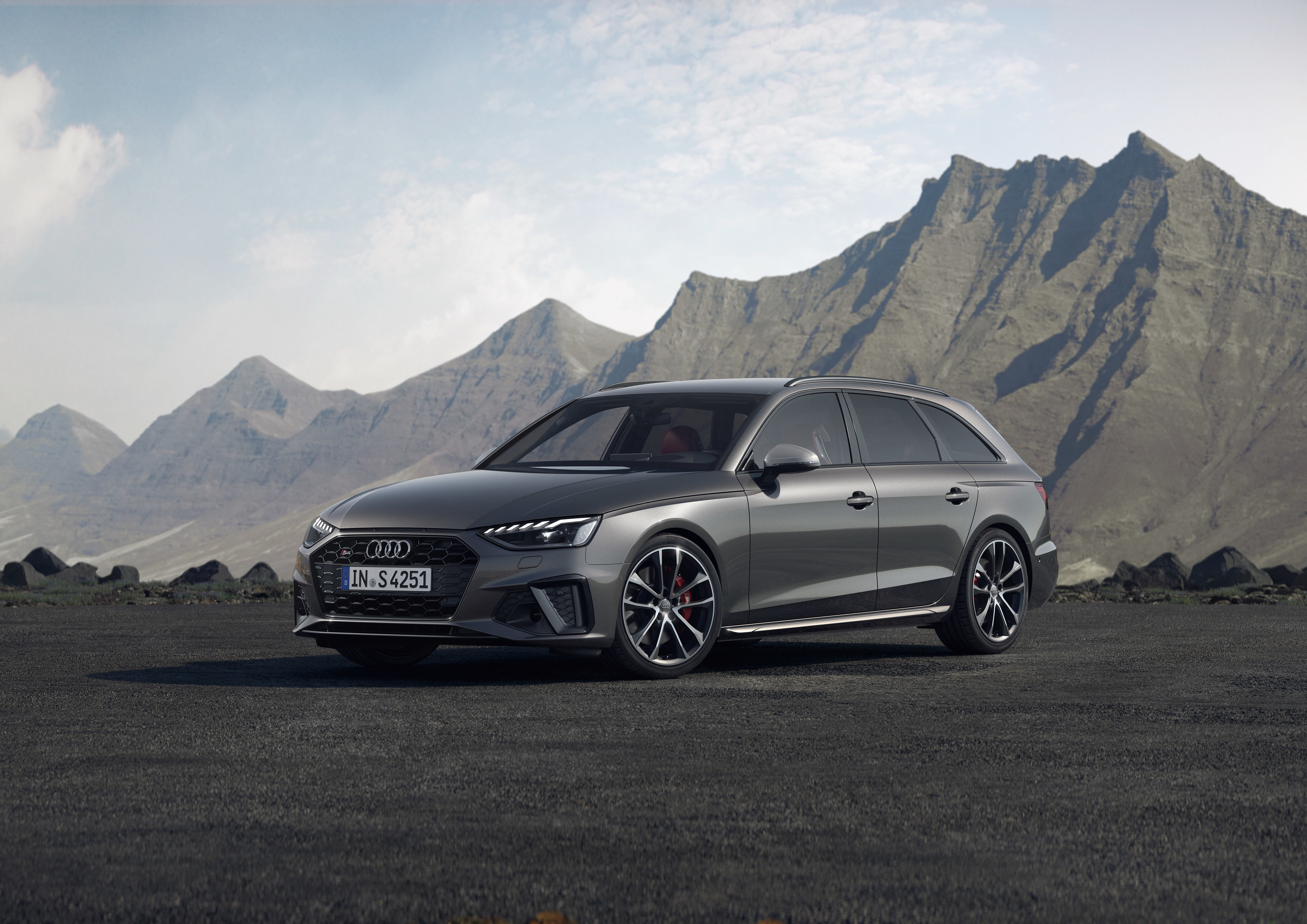 2020 Audi Q4: News, Design, Engines, Release >> 2020 Audi A4 Lineup Fresh Face New Mild Hybrid System And S4 Goes