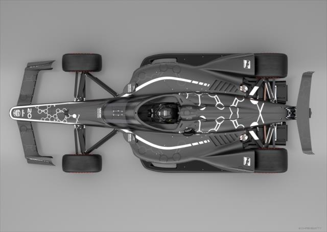 Indycar To Implement New Aeroscreen Cockpit Safety Device