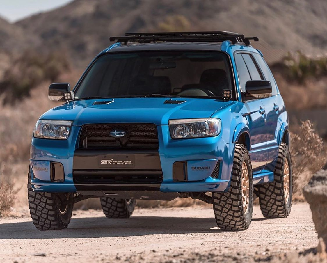 Subaru Forester Off Road >> This Oregon Shop Builds Awesome Lifted Subarus for Off