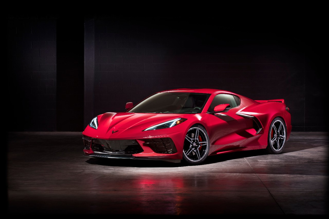Chevrolet Corvette Stingray >> The 495-HP, 2020 Mid-Engine Chevrolet Corvette Is Here, and it Costs Less Than $60K - The Drive