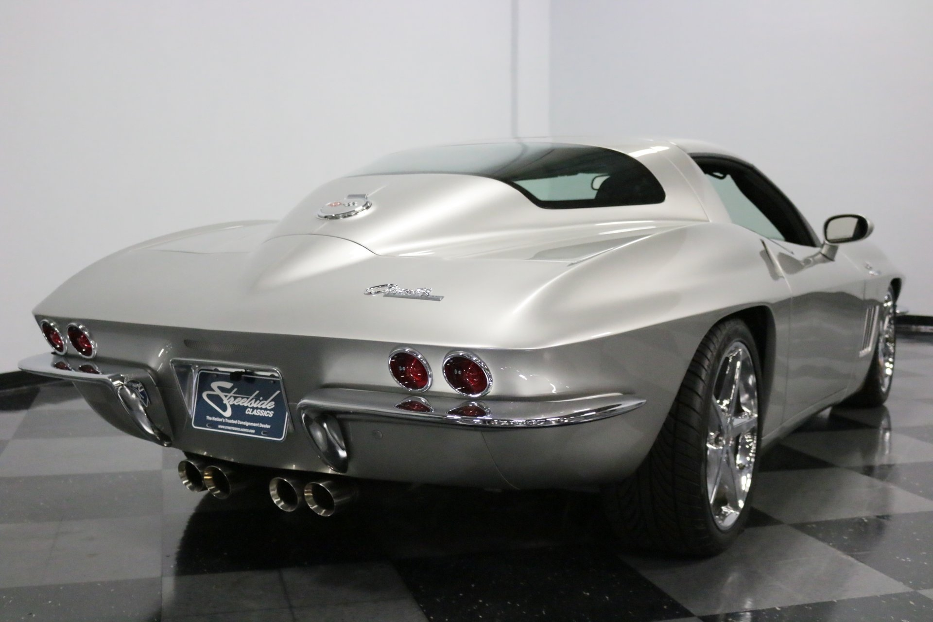 This C2-Styled 2013 Chevrolet Corvette 'Stingray' Is a