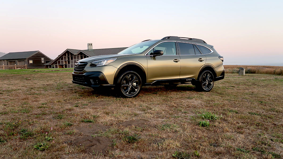 2020 subaru outback review: tried and true, but new where