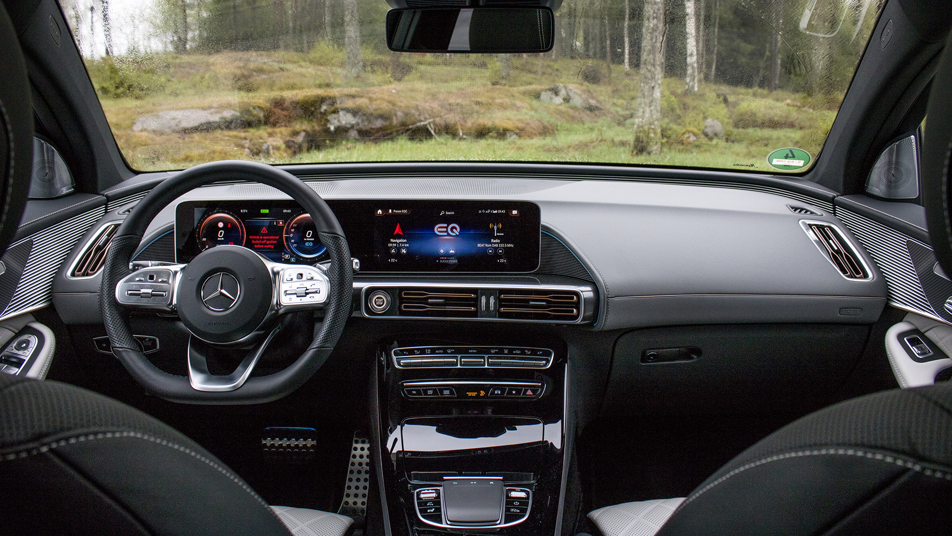 2020 Mercedes-Benz EQC 400 4Matic Review: The First Luxury Electric