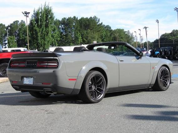 Dodge Challenger Convertible >> Custom 2019 Dodge Challenger R T Scat Pack Convertible Is A