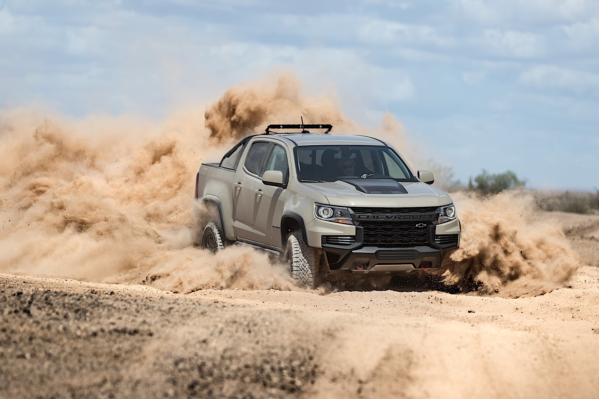 2021 Chevrolet Colorado ZR2: Hope You Like the New ...