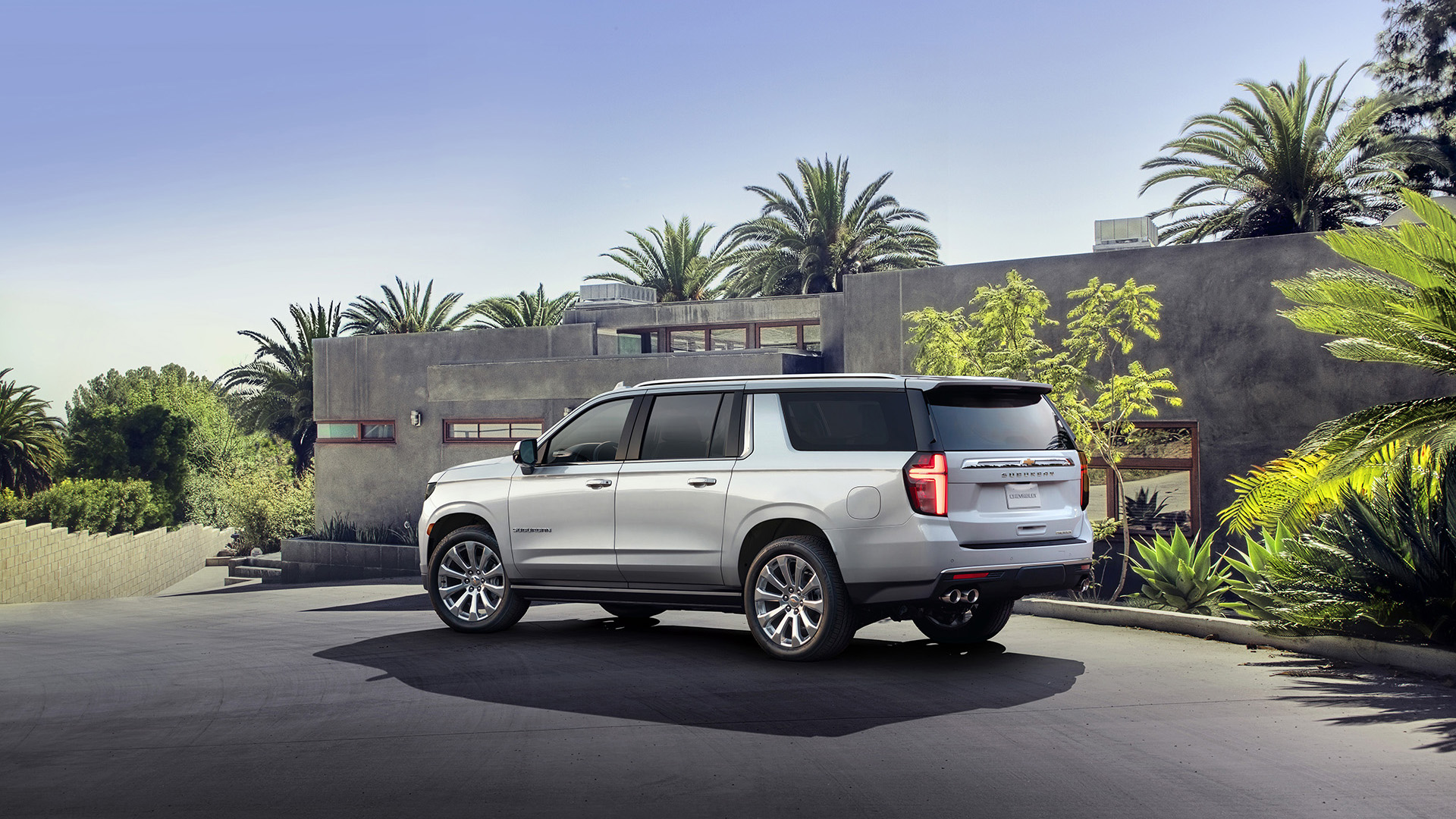 2021 Chevrolet Tahoe and Suburban: All-New Behemoths Now ...