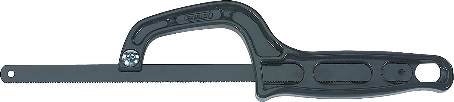 Plastic Mini-Hack Saw by Stanley