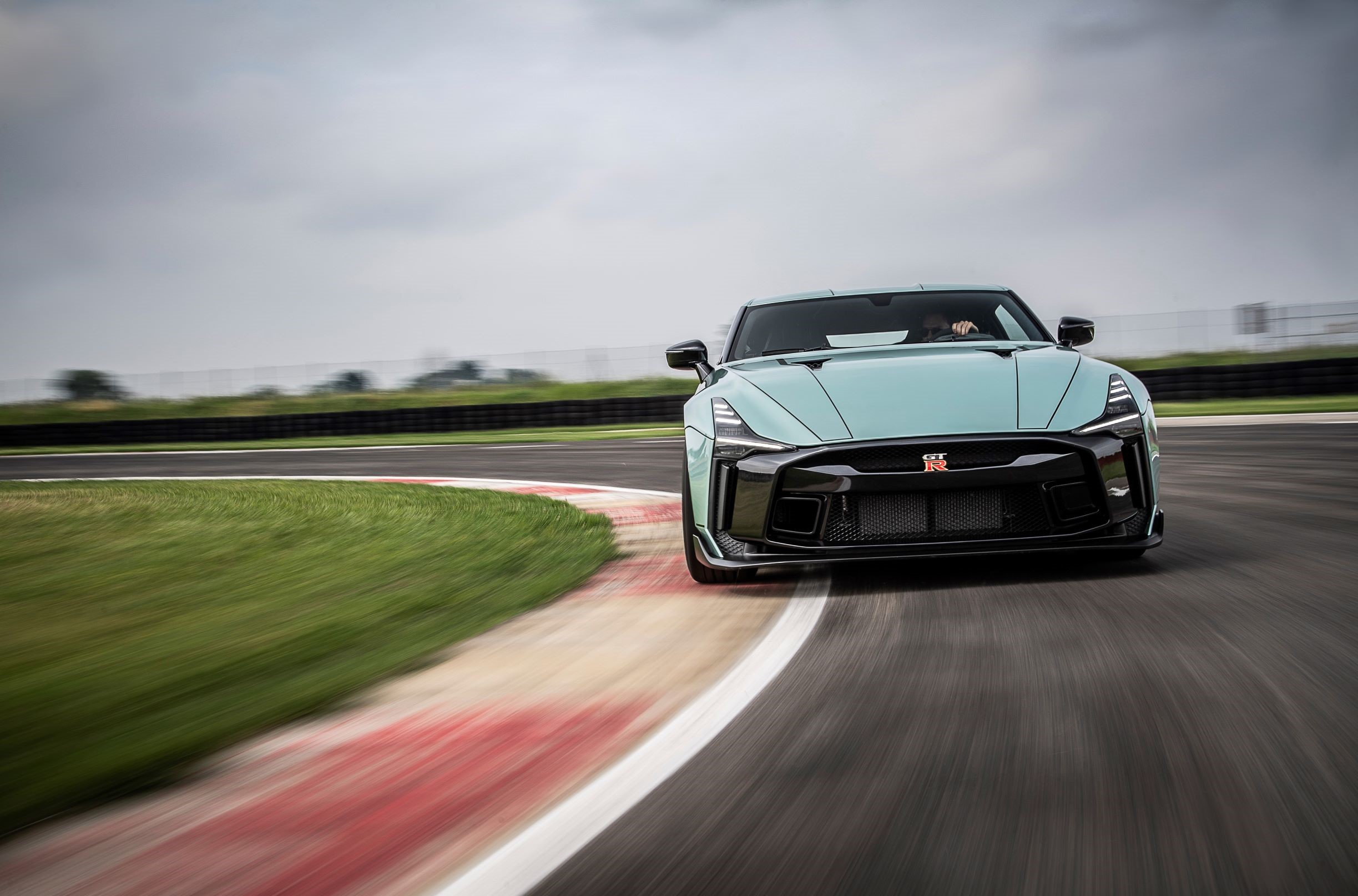Against All Odds, the 710-HP Nissan GT-R50 by Italdesign ...