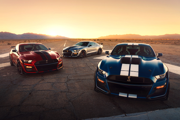 2021 Ford Mustang Mach 1: Here's What They Took From the ...