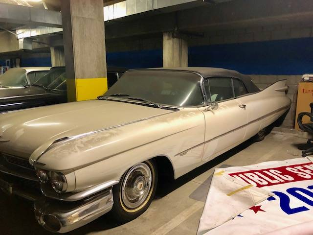 Class up Your Garage With This $155,000 Fleet Of Vintage ...