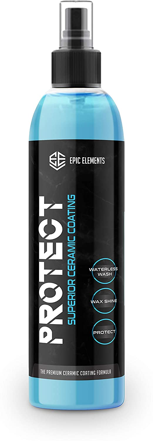 Epic Elements Protect Ceramic Coating Wax Spray