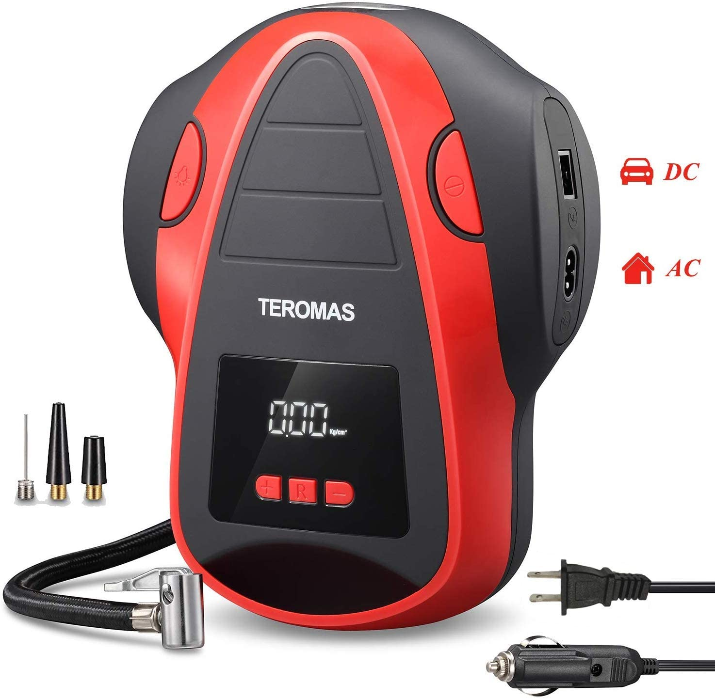 Teromas Tire Inflator Air Compressor