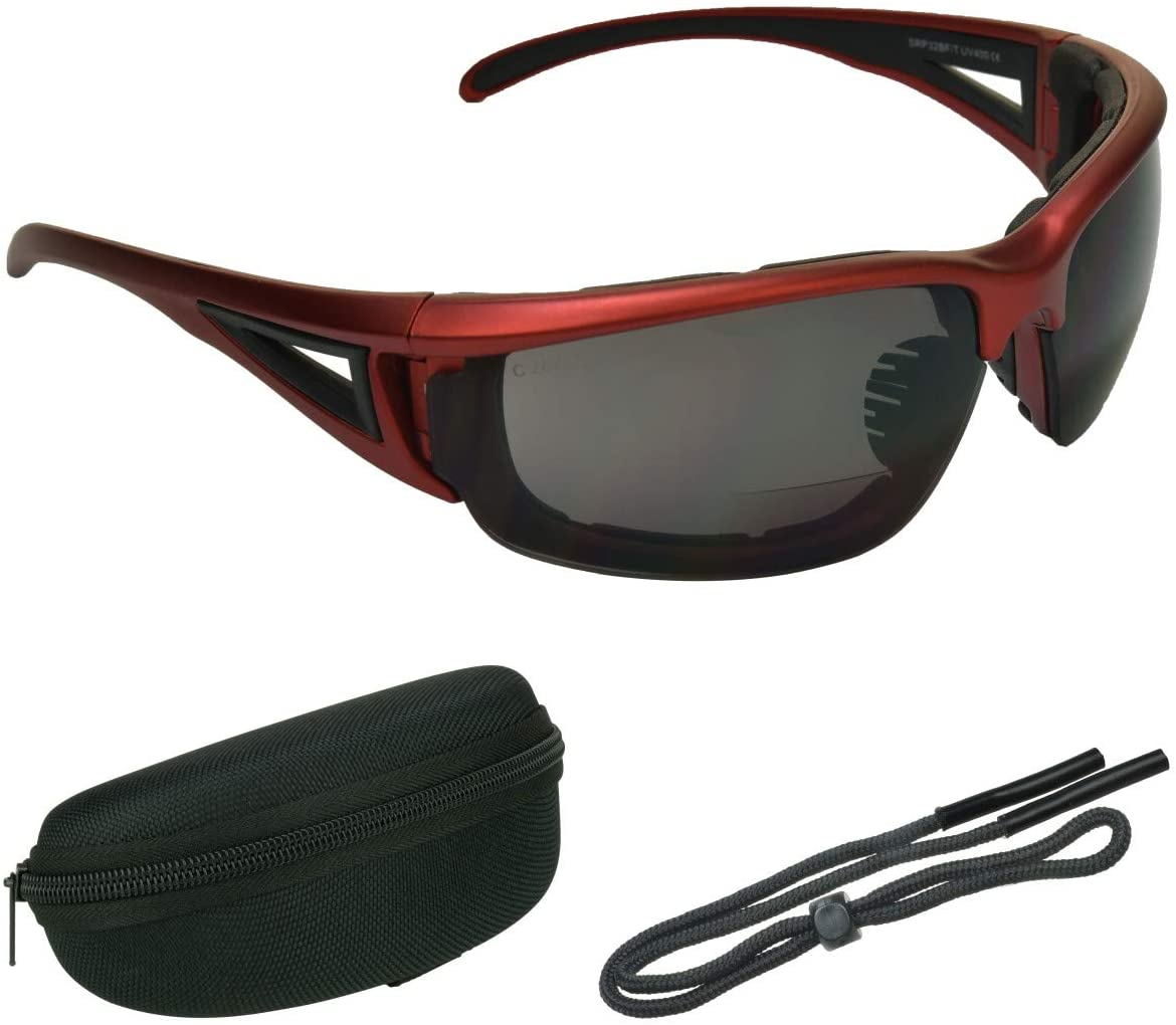 Bikershades Motorcycle Riding Safety Bifocal Sunglasses