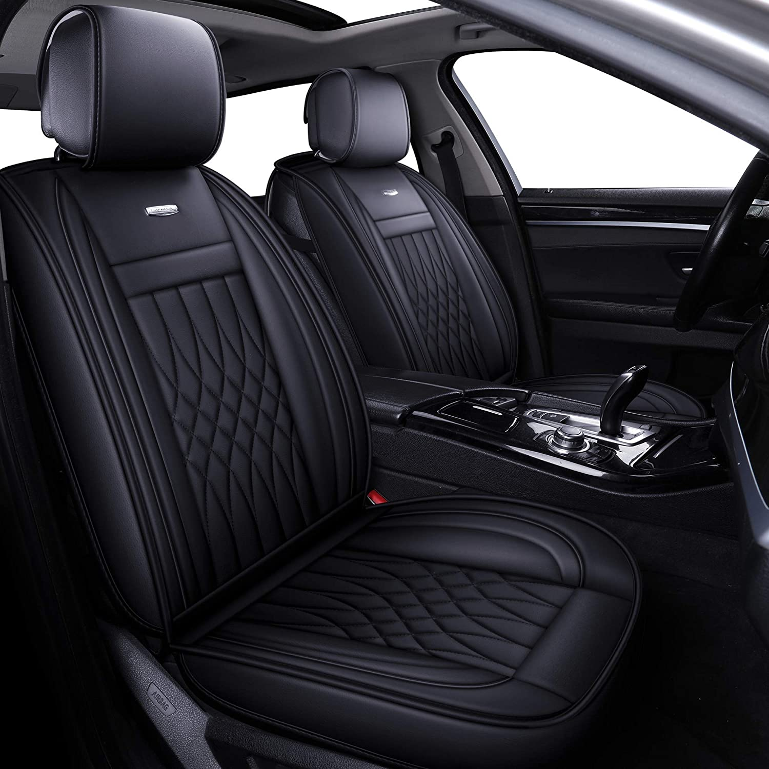 Picture of: Best Leather Seat Covers Review Buying Guide In 2020 The Drive