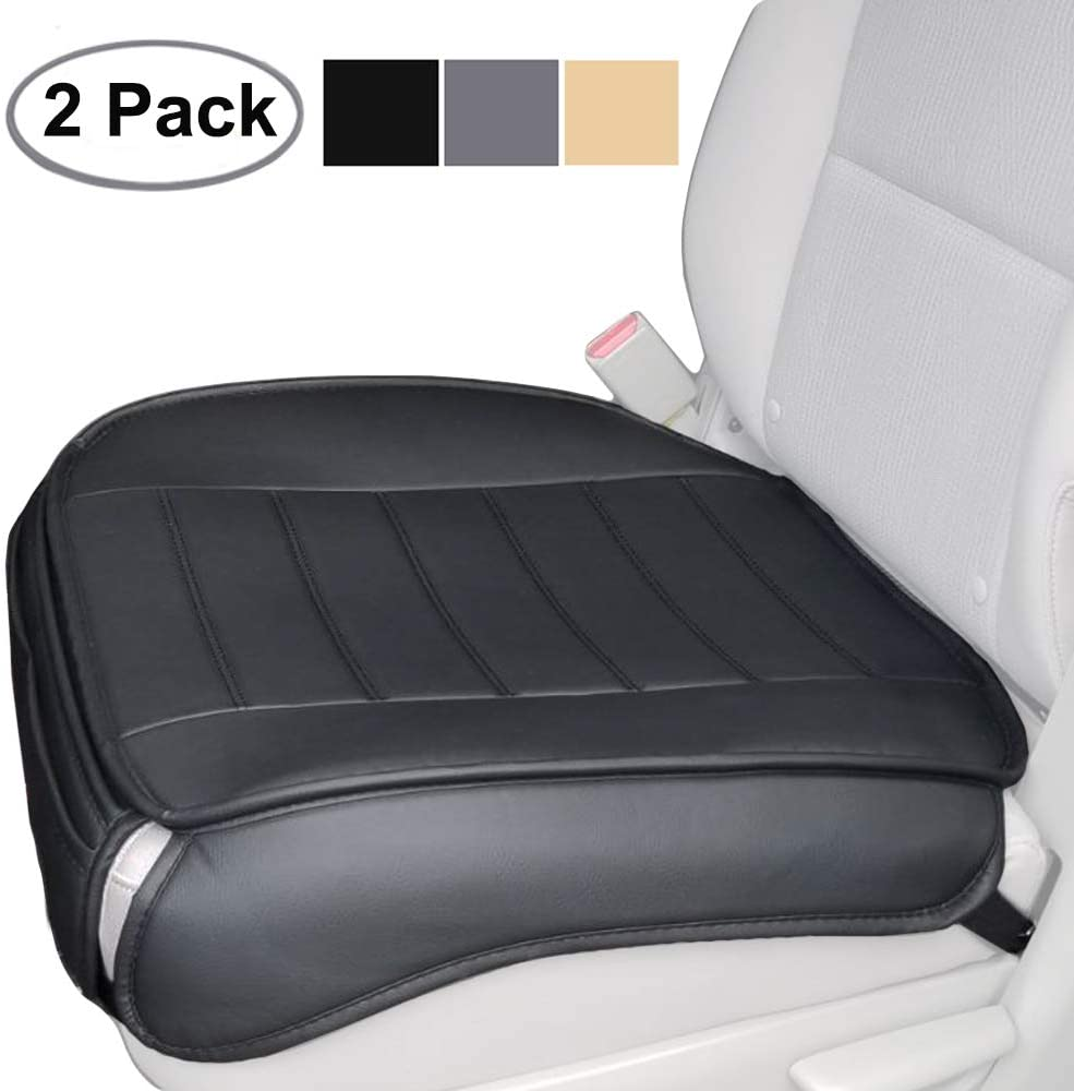 Big Ant Edge Wrapping 2pc Car Front Seat Cushion Cover