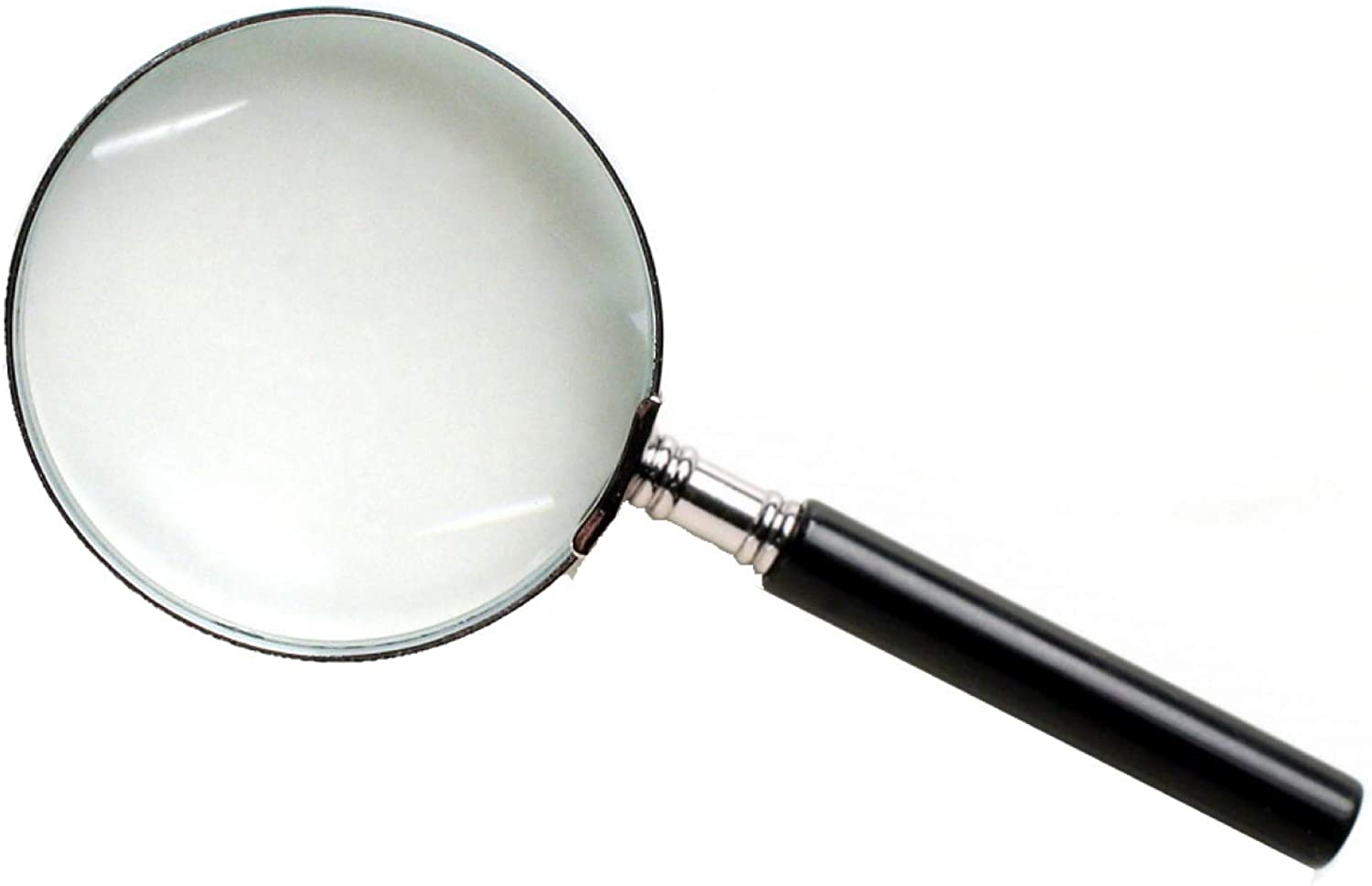 Insten Magnifying Glass 5X Handheld Reading Magnifier