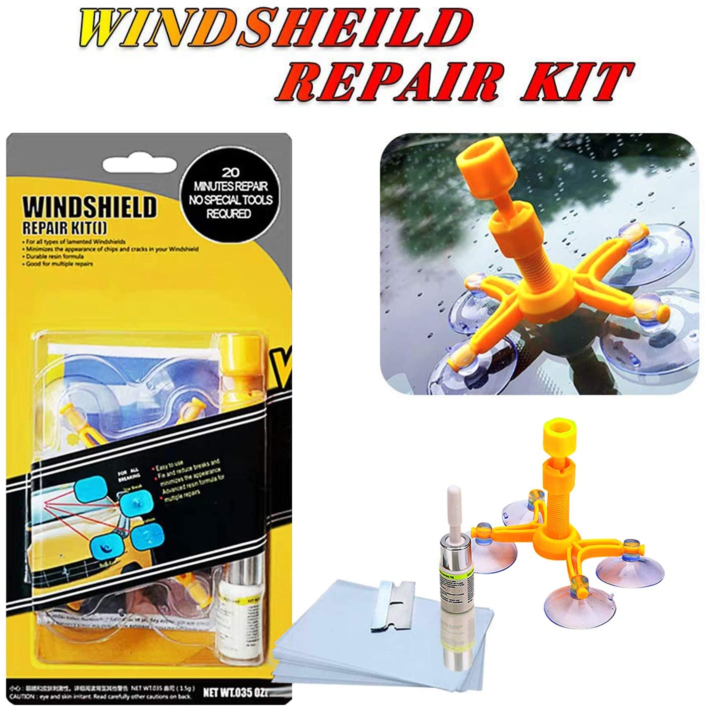 Best Windshield Repair Kits Review Buying Guide In 2020