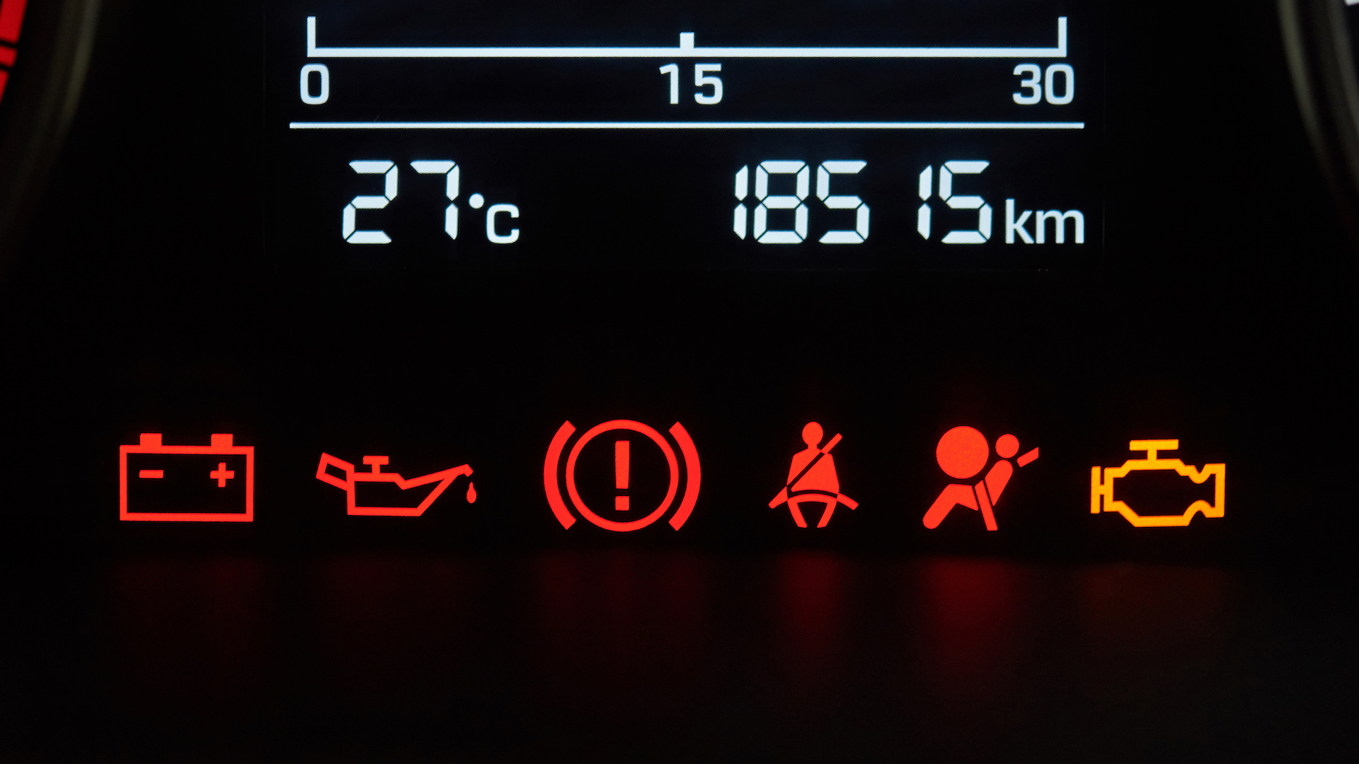 You might see a check engine light when the TPS starts to fail.