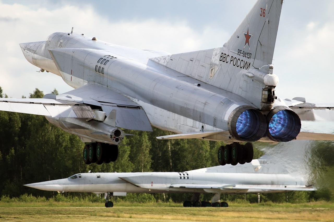 """Three Killed In """"Abnormal"""" Ejection From Tu-22M3 Bomber At Russian Airbase"""