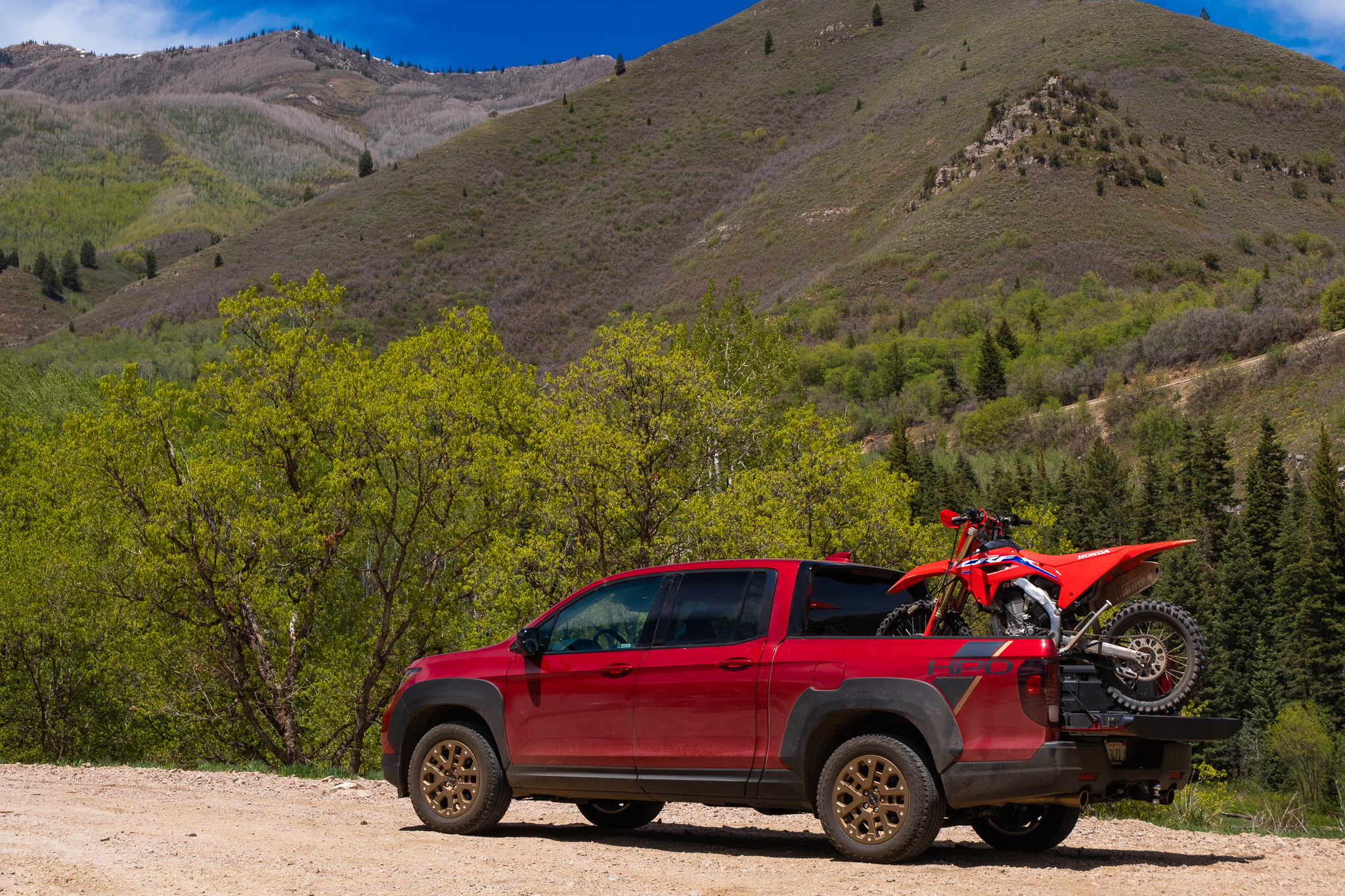 The Ridgeline at the base of the Wasatch Mountains in Utah.