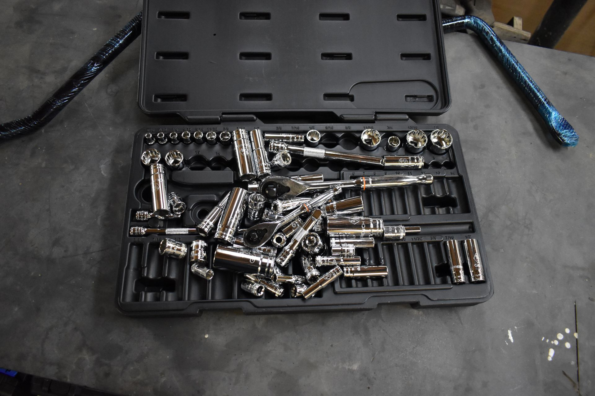 Showing the weakpoint of Gearwrench's case
