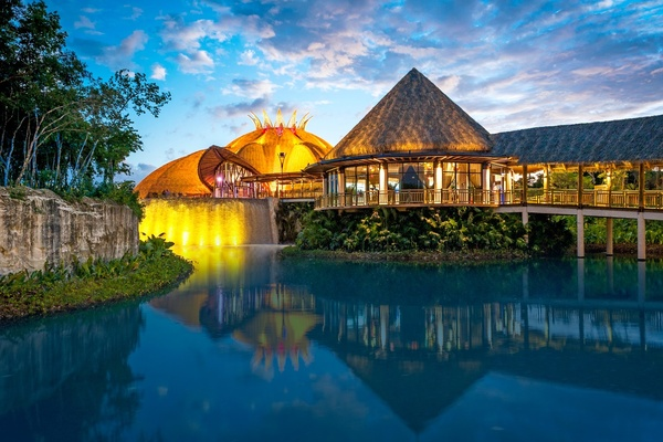 The Registry Collection Grand Luxxe Spa At Vidanta