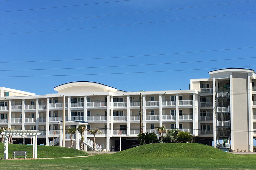 Seaside Villas North Myrtle Beach