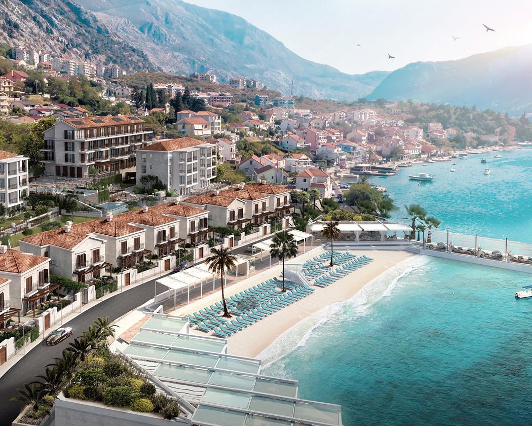 The Registry Collection Huma Hotel Kotor Bay Kotor Montenegro
