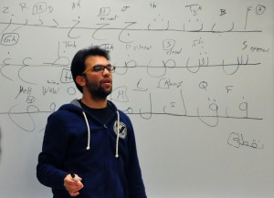 Arabic classes taught by student