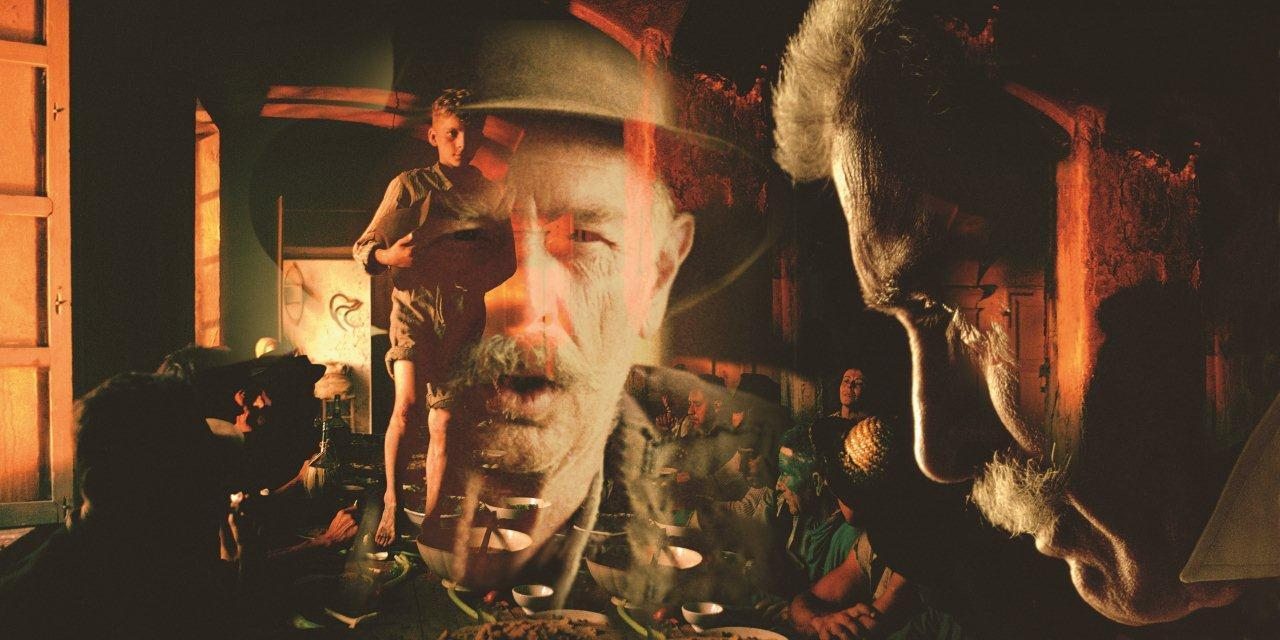 A collage image inspired by Storaro's work in director Bernardo Bertolucci's 1900 (1976).