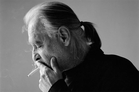 "Bela Tarr, master of ""slow cinema."""