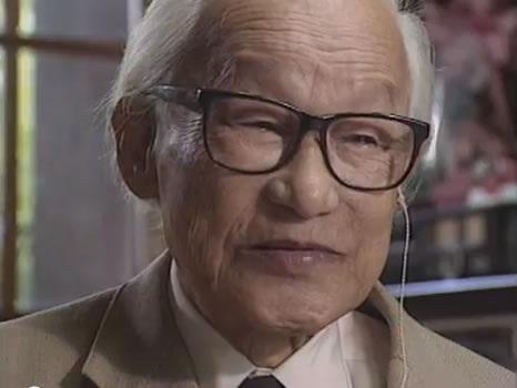 Kazuo Miyagawa at 85.