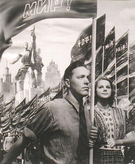 """""""Marching for Peace,"""" Alexander Zhitomirsky"""