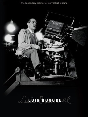 Bunuel behind the Panavision PSR.