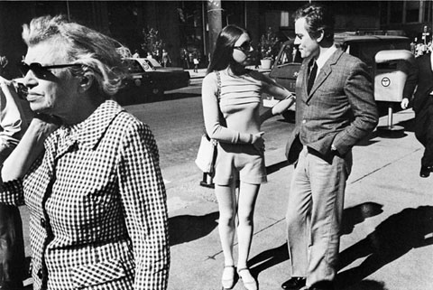 "Garry Winogrand from the series ""Women Are Beautiful."""