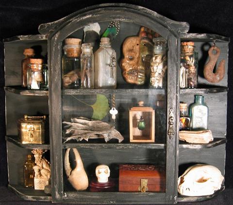 A Wunderkammer