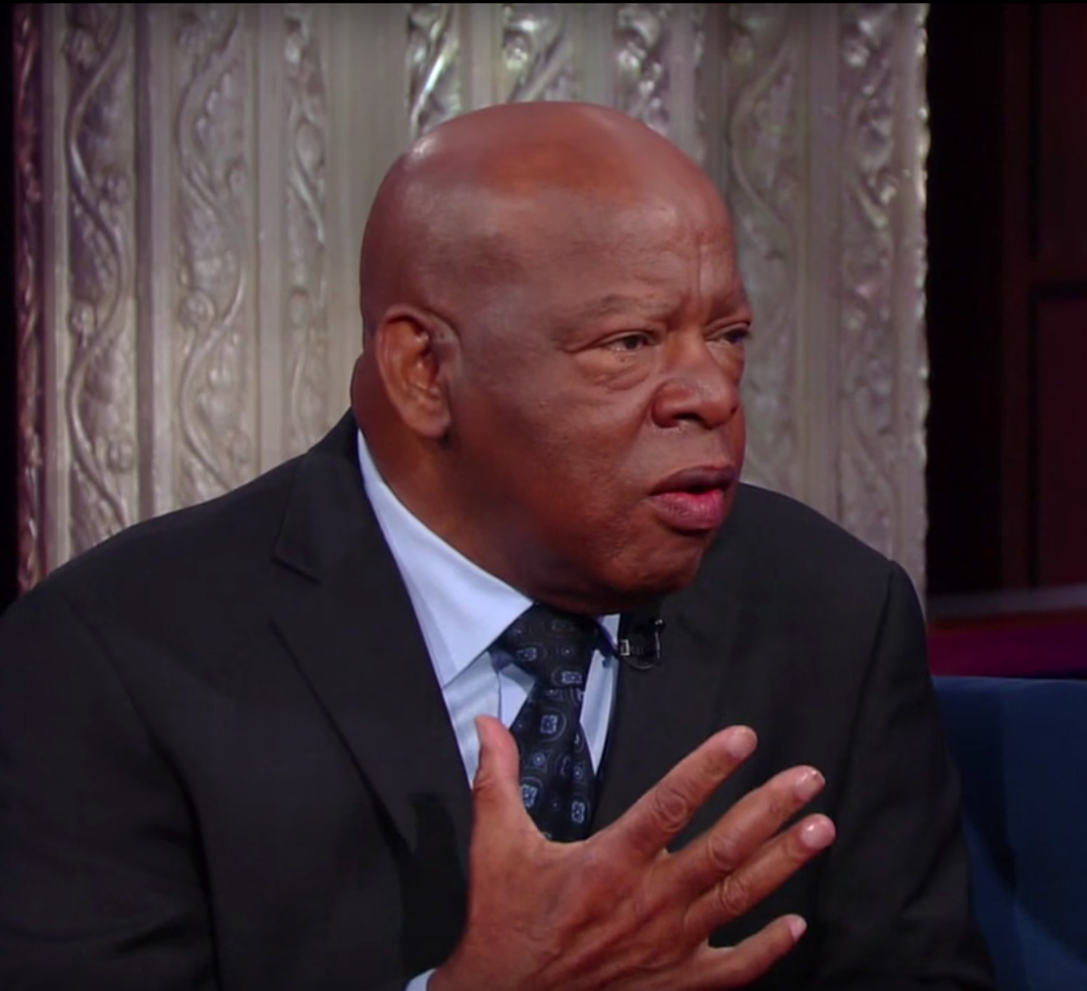 John Lewis on The Late Show with Stephen Colbert
